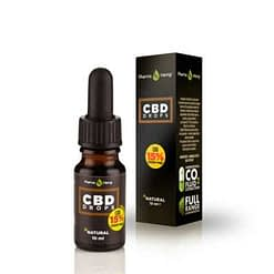CBD Oil drop Hempseed oil base 15%