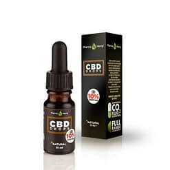 CBD Oil drop Hempseed oil base 10%